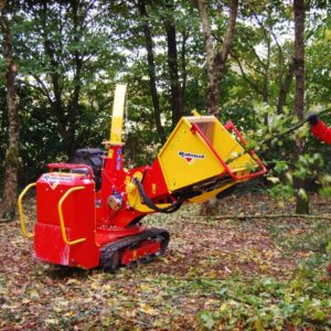 Wood Chippers - Tracked