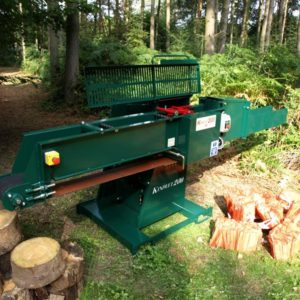 Fuelwood Kindling Machines