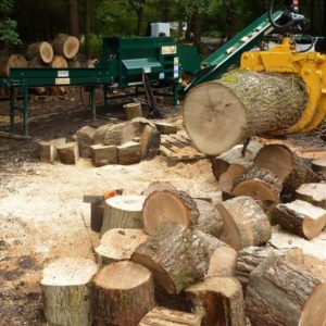 Fuelwood Firewood Processors