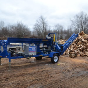 ForestQuip - 1000 Series Firewood Processor