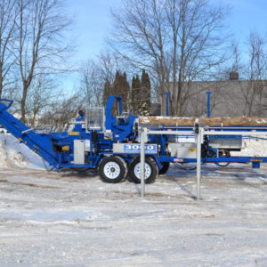 ForestQuip - 3000 Series Firewood Processor