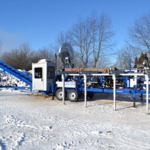 ForestQuip - 8000 Series Firewood Processor